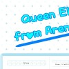 Queen Elsa from Arendelle