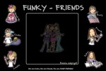 Funky Friends- K.Designz