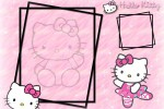 HELLO KITTY ; PINK