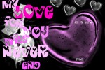 never ending love `angella