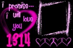 i love you 1314 `angella