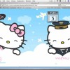 #oo6 hello kitty =D [[lovect]]