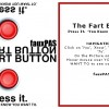 The FART BUTTON - fauxPAS