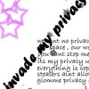02. INVADE MY PRIVACY #